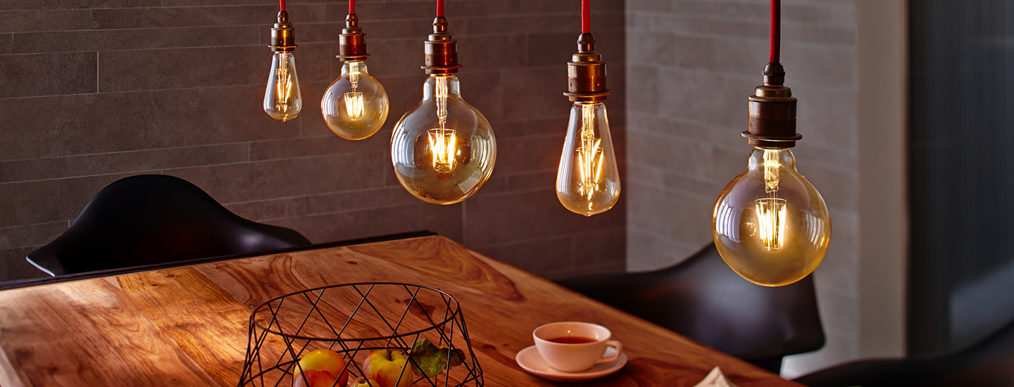 LED Filament oder LED Vintage