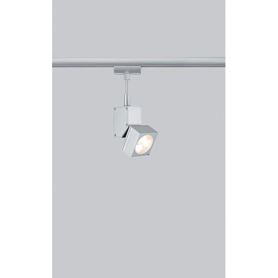 paulmann urail led spot ledmanz1 3w chrom matt inkl leuchtmit 25 99. Black Bedroom Furniture Sets. Home Design Ideas
