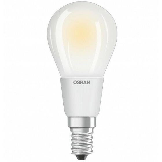 Müller-Licht LED Kerzenform 5,5W = 40W B22d matt 470lm warmweiß 2700K DIMMBAR