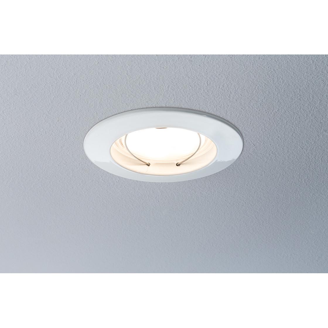 Paulmann einbauleuchten set premium line coin led for Lampen rampe