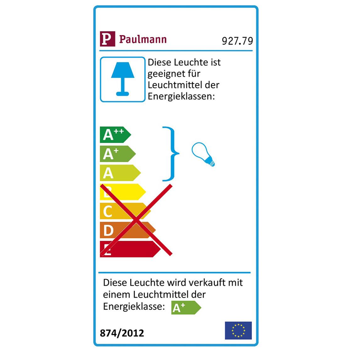 Leuchtmittel Paulmann 927.79 Premium Line Coin LED 6,8W sat schwenk chrom inkl
