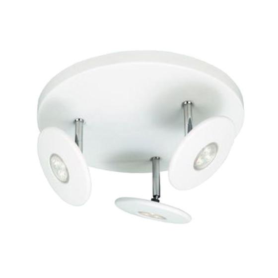 philips smartspot einbauspot led 7 5w dimmbar schwenkbar hellgrau ink 60 50. Black Bedroom Furniture Sets. Home Design Ideas