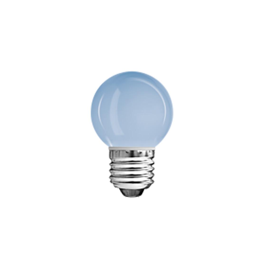 m ller licht 18660 led dekolicht tropfen 0 6 w e27 blau lampen ra 1 99. Black Bedroom Furniture Sets. Home Design Ideas