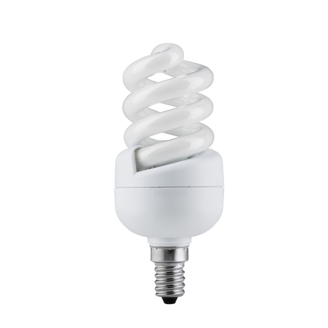 Paulmann energiesparlampe 11w e14 warmwei 2 75 for Lampen rampe