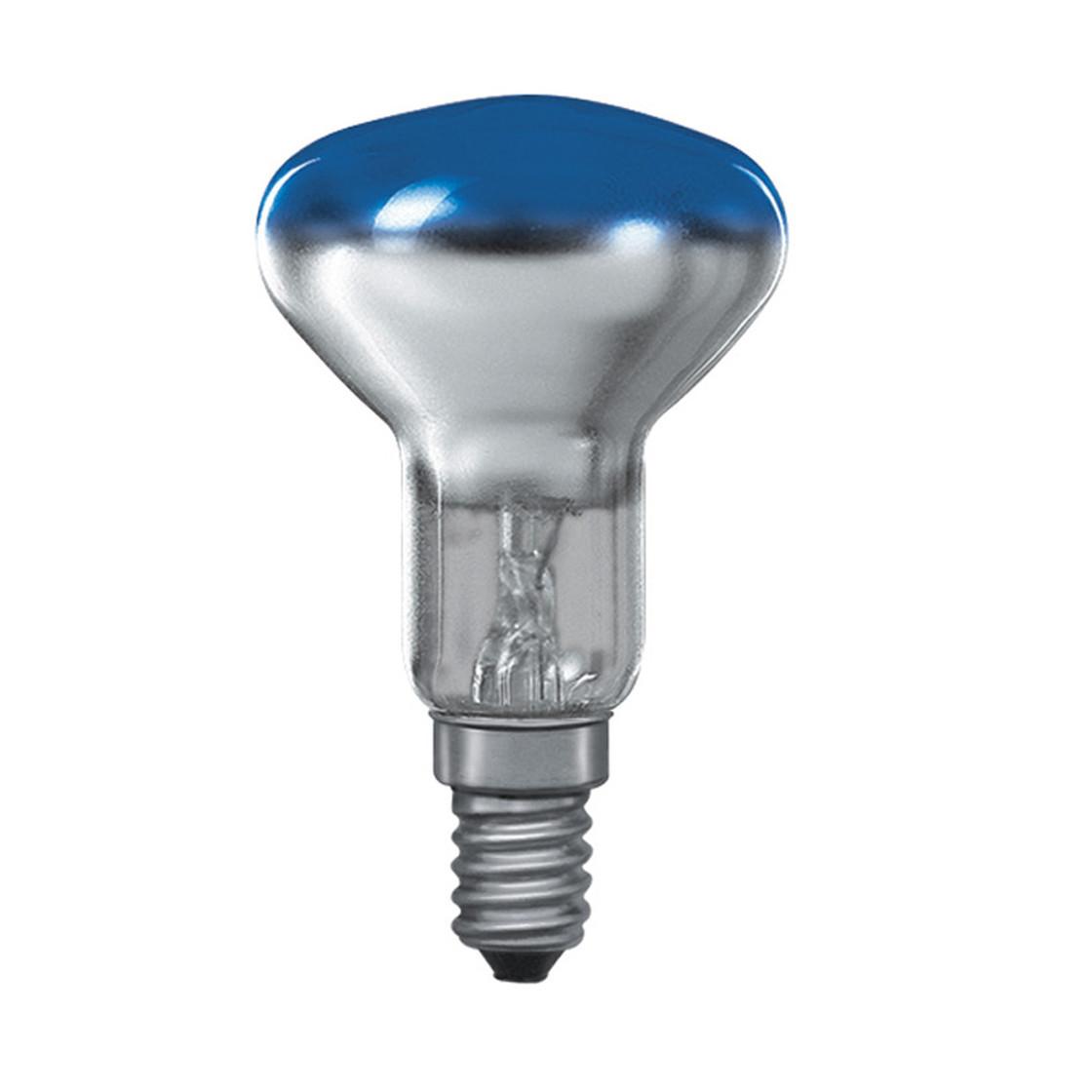 Paulmann reflektor r50 leuchtmittel 25w e14 blau 1 for Lampen rampe