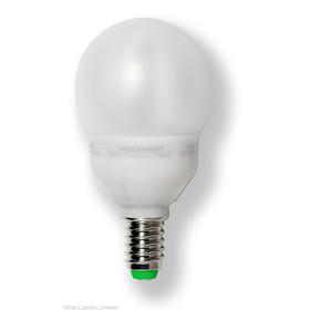 MEGAMAN MM122 Energiesparlampe Compact Classic Clear 4W E14 Warmweiß 2700K 230V