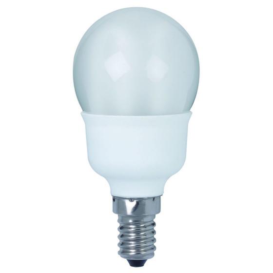 10 x Paulmann 894.41 Tropfen Energiesparlampe 5 W Warmweiss E14