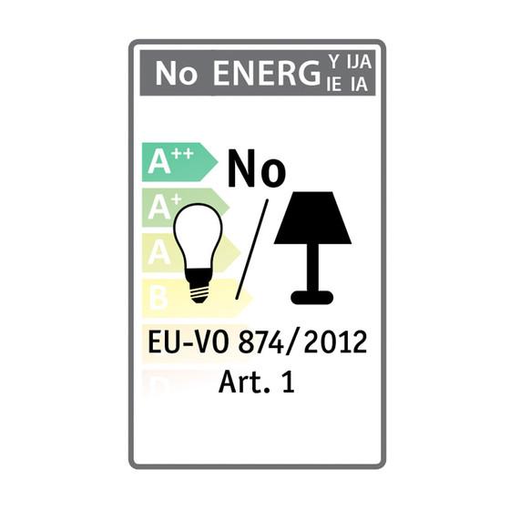 EDI Light 51912 Jessy Tischleuchte E14 Antikbraun max.60W ...