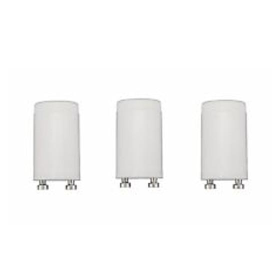 briloner 6457 065 starter f r leuchtstoffr hren 3er set lampen ramp 3 99. Black Bedroom Furniture Sets. Home Design Ideas