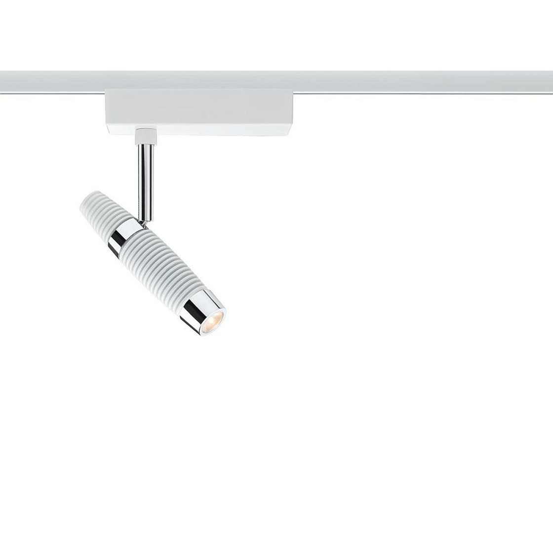Paulmann urail channel led strahler 10 w wei for Lampen rampe