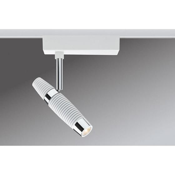 paulmann urail channel led strahler 10 w wei erweiterung spot 29 99. Black Bedroom Furniture Sets. Home Design Ideas
