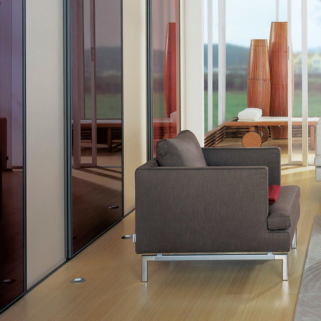 paulmann einbauleuchten set profi line updownlight led set 6. Black Bedroom Furniture Sets. Home Design Ideas
