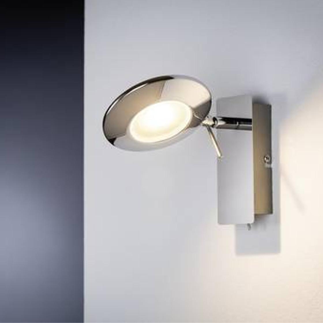 paulmann orb strahler led 2x3w weiss inkl leuchtmittel lamp 48 99. Black Bedroom Furniture Sets. Home Design Ideas