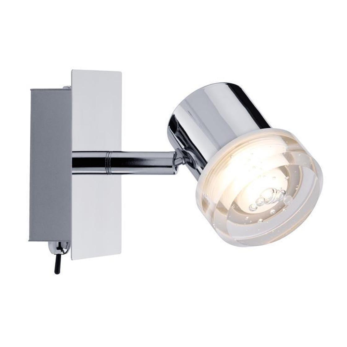 paulmann pearl strahler led 3 w chrom iinkl leuchtmittel 19. Black Bedroom Furniture Sets. Home Design Ideas