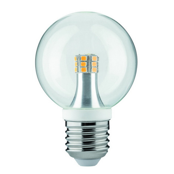 Paulmann 283.18 LED Globe 4W E27 warmweiß 60mm 2700K