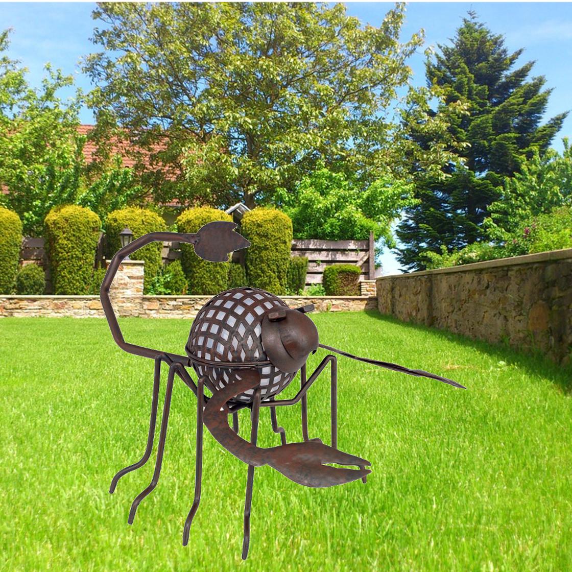 eglo 47537 solarleuchte led skorpion f r den au enbereich. Black Bedroom Furniture Sets. Home Design Ideas