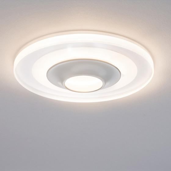 paulmann einbauleuchte led drip 8w weiss dimmbar. Black Bedroom Furniture Sets. Home Design Ideas