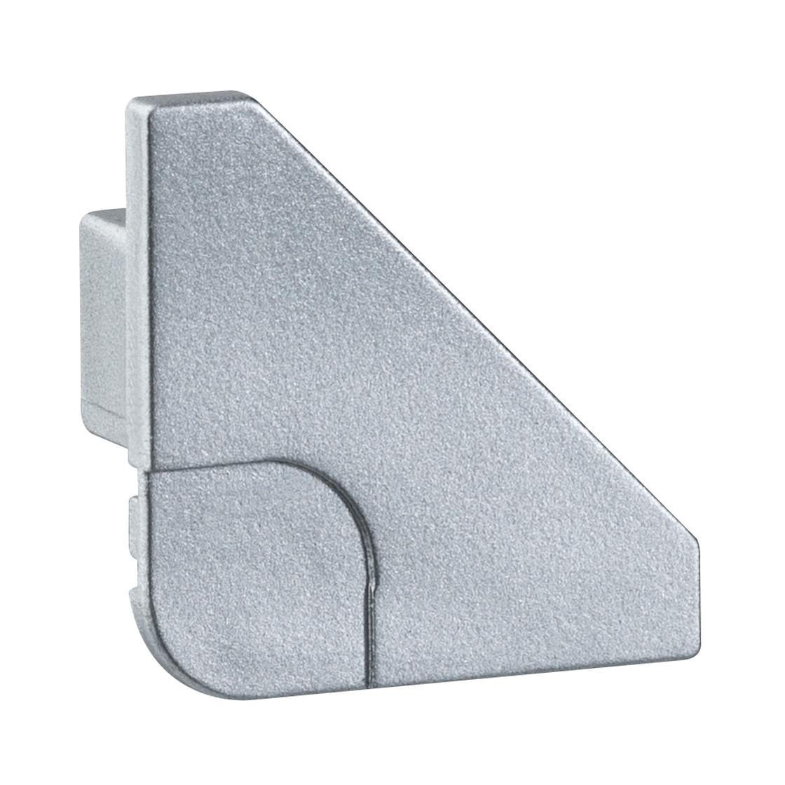 2er set paulmann delta profil corner eckprofil led. Black Bedroom Furniture Sets. Home Design Ideas