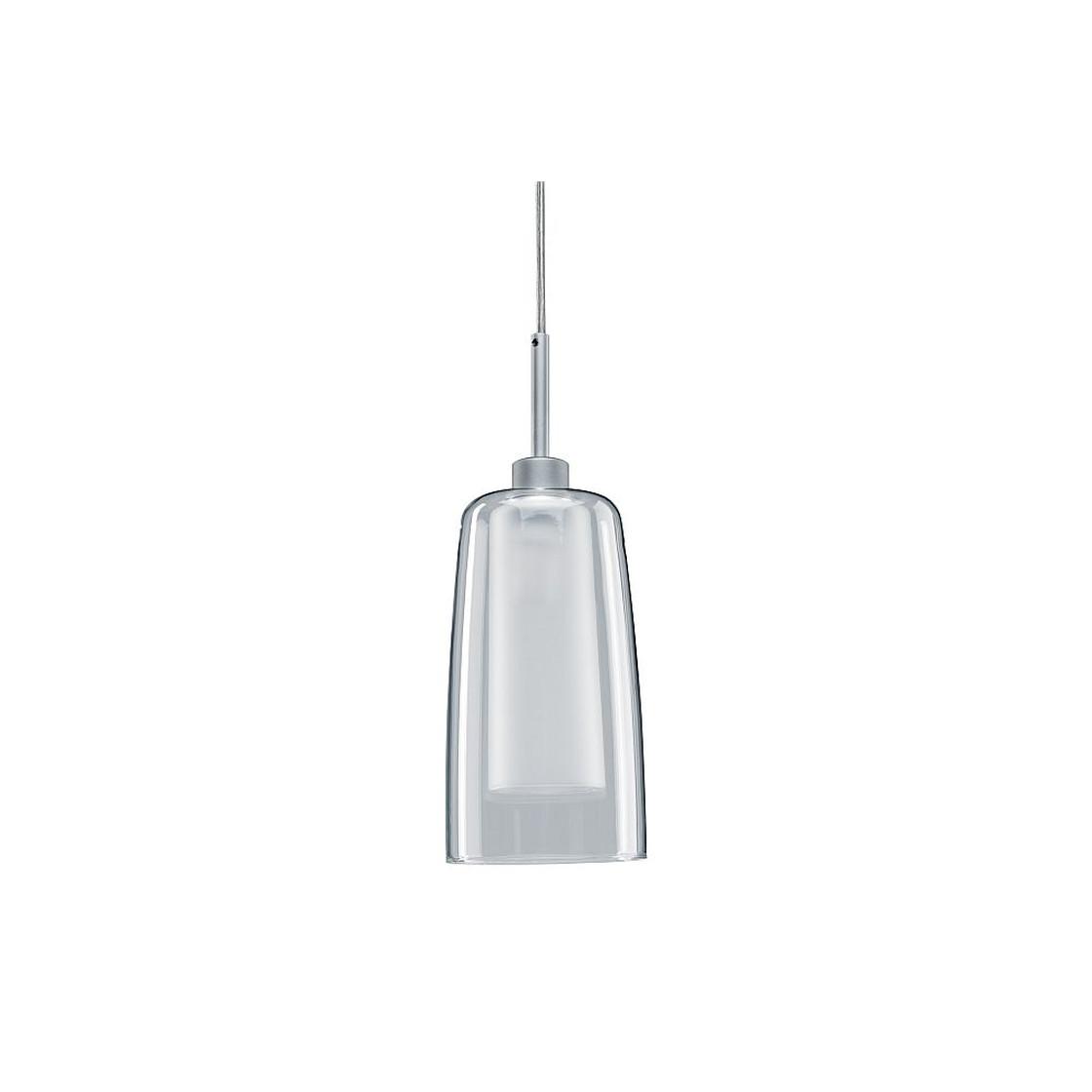 Paulmann urail led pendulum arido 3w chrom matt for Lampen rampe