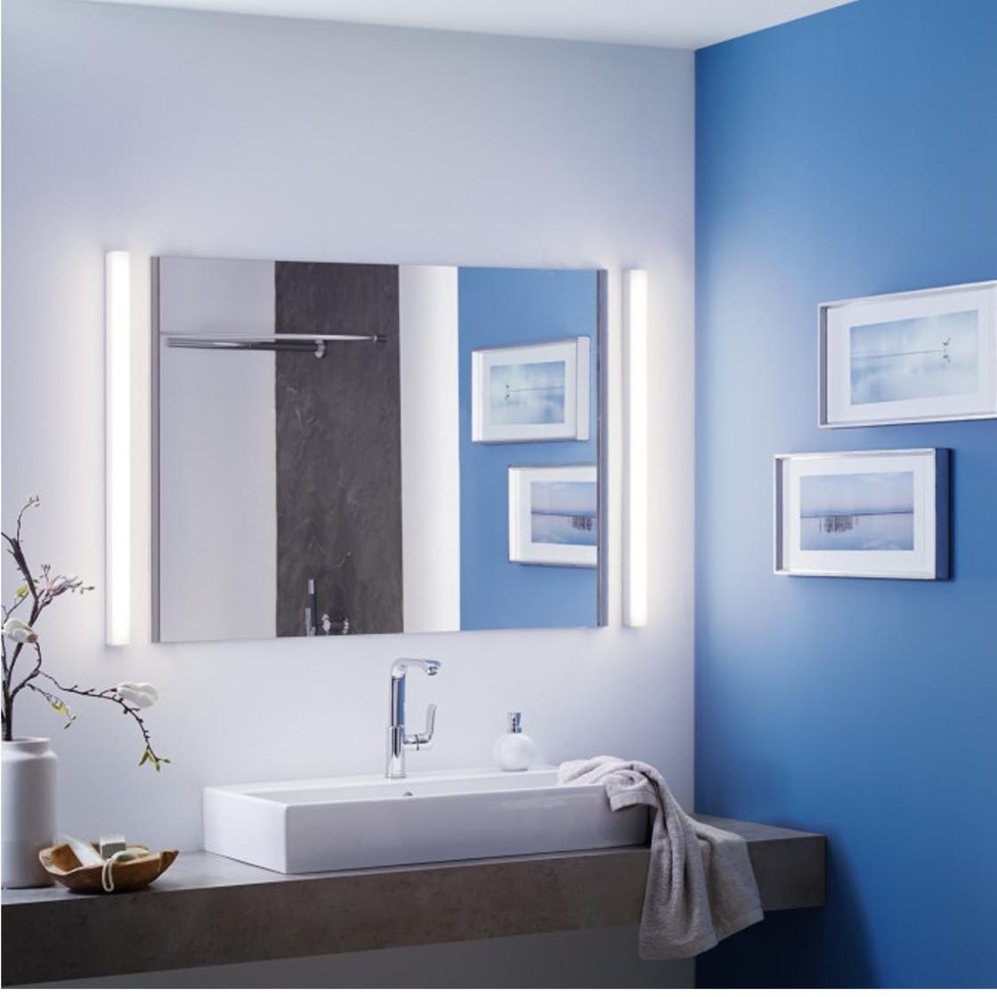 wunderbar led leiste badezimmer fotos home ideen design. Black Bedroom Furniture Sets. Home Design Ideas