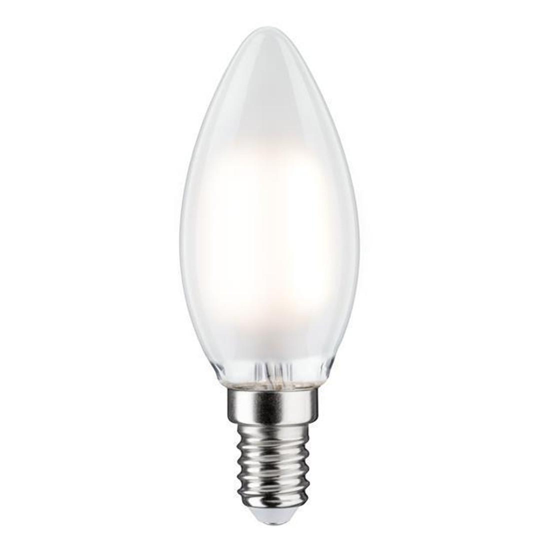 paulmann led kerze 2 5 w e14 230v satin 2700k sparlampe kerzen 4 99. Black Bedroom Furniture Sets. Home Design Ideas