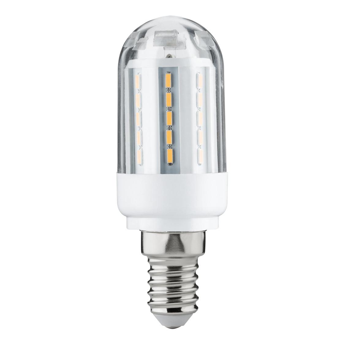 Paulmann 284.13 LED Kolbenlampe klar Wandleuchte 3,5W E14 ...