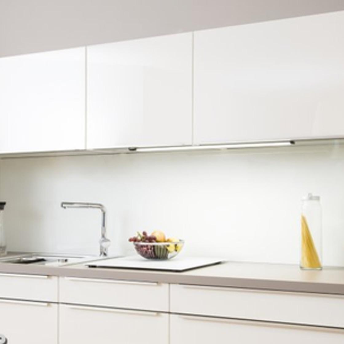 m ller licht 400098 led lichtleiste unterbau cabinet light flat. Black Bedroom Furniture Sets. Home Design Ideas