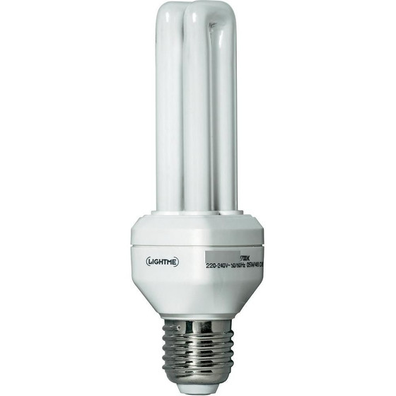 Light Me LM84000 Energiesparlampe 5W E27 warmweiss