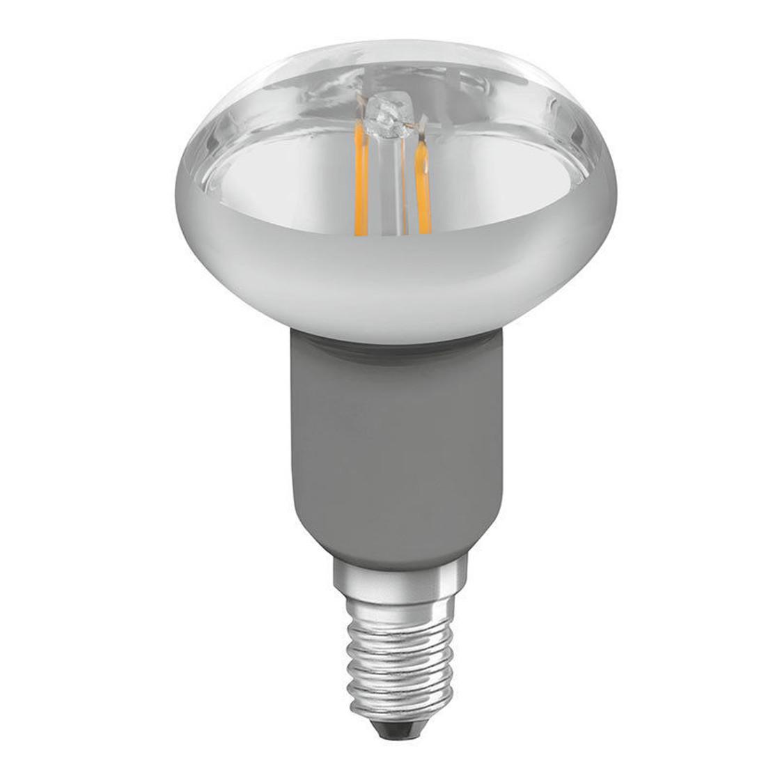 osram led superstar r50 reflektorlampe strahler dimmbar e14 3 5w 24 5 99. Black Bedroom Furniture Sets. Home Design Ideas