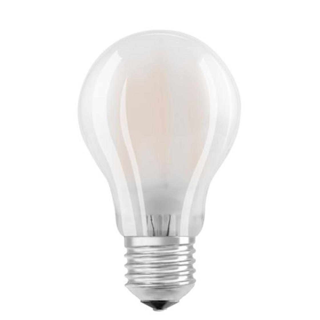 osram led star classic a60 filament e27 7w 60w gl hbirne kaltwei 4 3 99. Black Bedroom Furniture Sets. Home Design Ideas