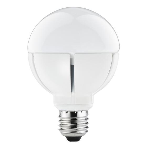 paulmann led premium globe 8w e27 warmwei 80mm dimmbar lamp 4 90. Black Bedroom Furniture Sets. Home Design Ideas