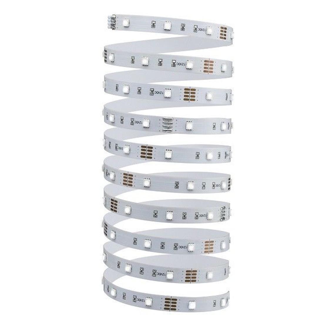 paulmann blacklight led stripe set 3m 21 6w 230 12v led band k 19 99. Black Bedroom Furniture Sets. Home Design Ideas