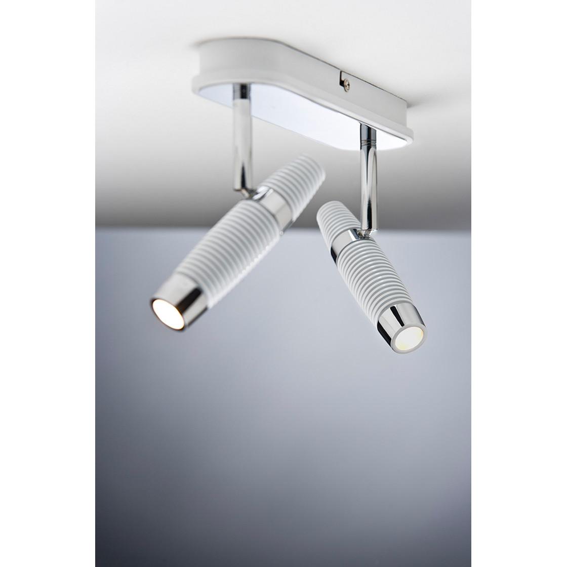 paulmann channel strahler led 2x10w wei chrom inkl leuchtmit 29 95. Black Bedroom Furniture Sets. Home Design Ideas