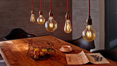LED-Filament und LED-Vintage-Leuchtmittel